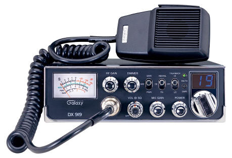 Galaxy Dx919 FR Cb Radio    **NOT AVAILABLE