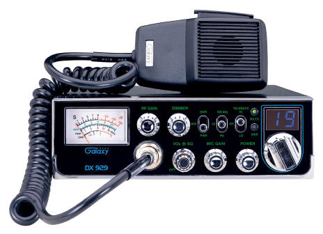 Galaxy Dx929 Cb Radio - DX 929  **RECONDITIONED