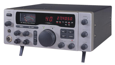 "Galaxy DX 2547 Base Station Cb Radio""SPECIAL SALE"""