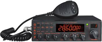 Quad 5 - Top Gun Tech 10 Meter Radio  **ON ORDER