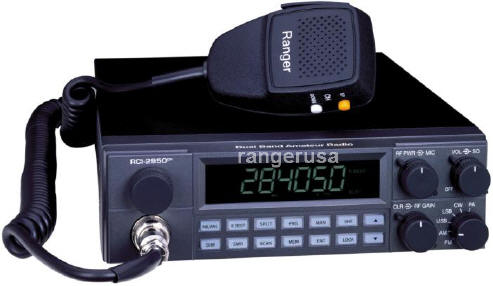 Ranger RCI2950DX3 10 & 12 Meter *DISCONTINUED