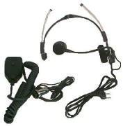 Cb Microphone - Mic Headset   *DISCONTINUED
