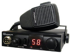 Mini Mag Magnum Radio 15w-20w *NOT AVAILABLE*