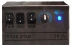 Texas Star DX399 CW Transmitter *NOT AVAILABLE*